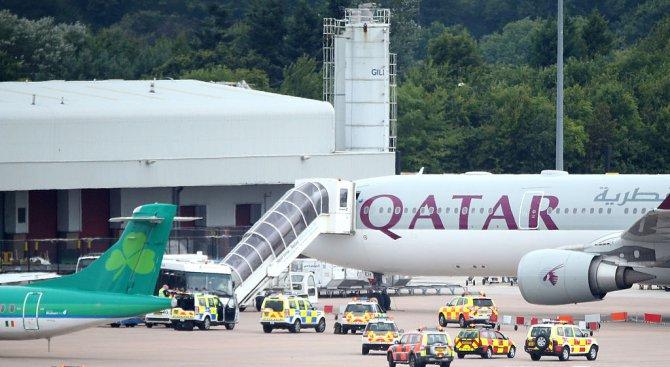 Рияд отне лиценза на Катар еъруейз