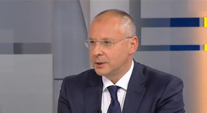 Станишев: Очевидно е, че Европа трябва да разчита сама на себе си