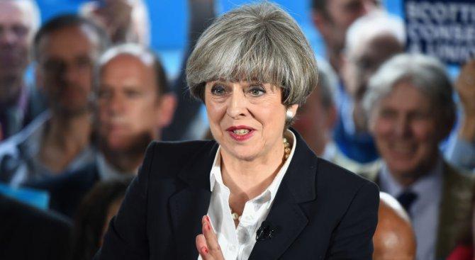 Тереза Мей защити кмета на Лондон