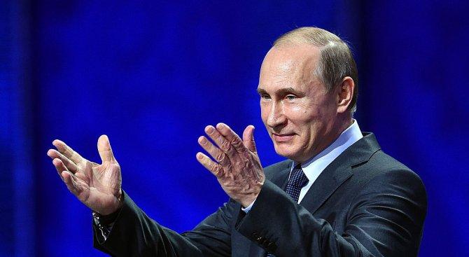 Владимир Путин: Не разполагам с компромат за Доналд Тръмп