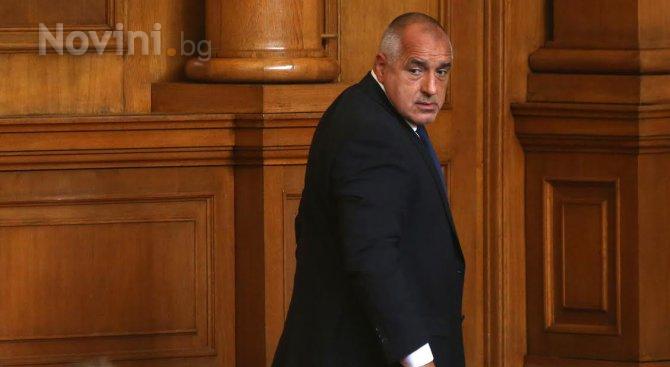 Борисов ще е първият български държавник в новия президентски дворец на Ердоган