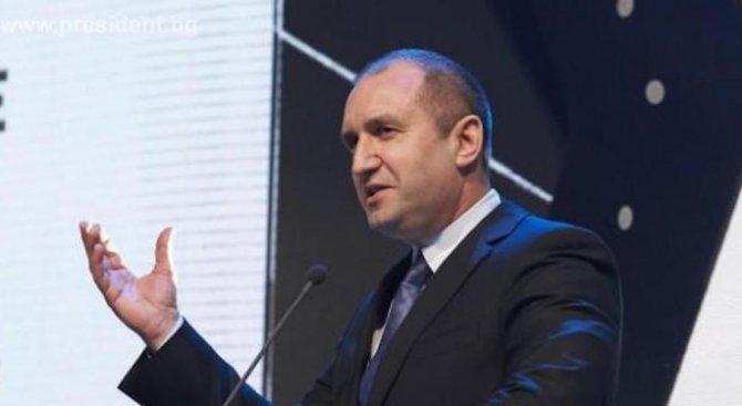 Държавният глава Румен Радев ще посети Варна