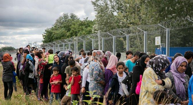 ЕК откри наказателни процедури срещу Чехия, Унгария и Полша за неизпълнение на квотите за мигрантите