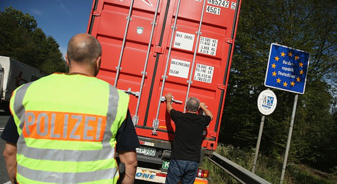 Германия засили граничните проверки преди срещата на върха на Г-20