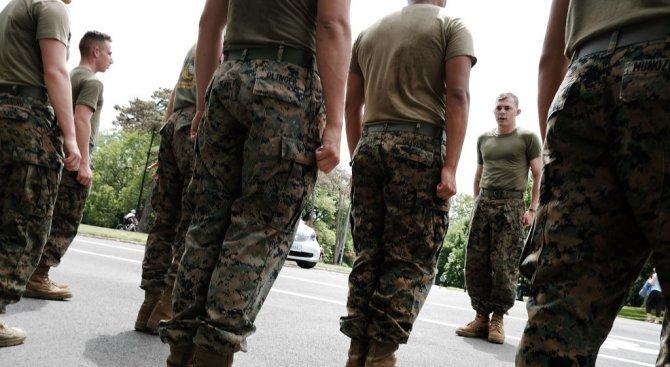 Пентагонът ще увеличи американския контингент в Афганистан с 4000 военни