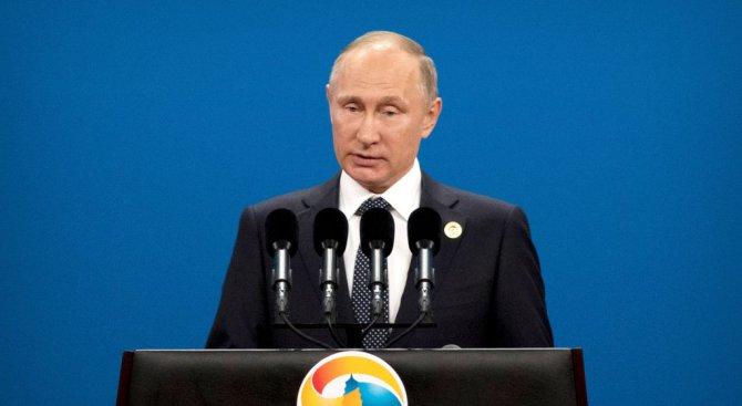 Путин: Само народът може да определи кой ще го управлява (видео)
