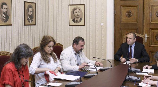 Румен Радев: Интеграцията ни в ЕС изисква комуникация, а не самоизолация (снимка)