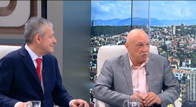 Соломон Паси и Станимир Илчев: Царят преобърна политическата картина в България