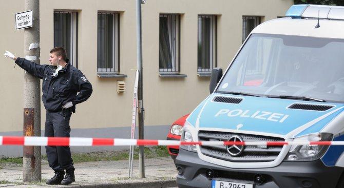 Взимат отпечатъци на 6-годишни деца в Германия