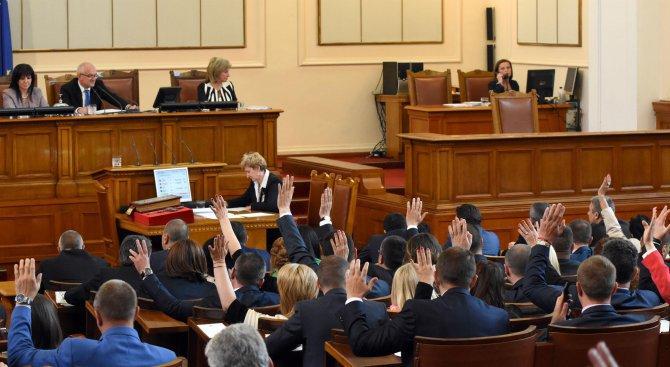 Депутати коментираха идеята за нов референдум за мажоритарния вот (видео)