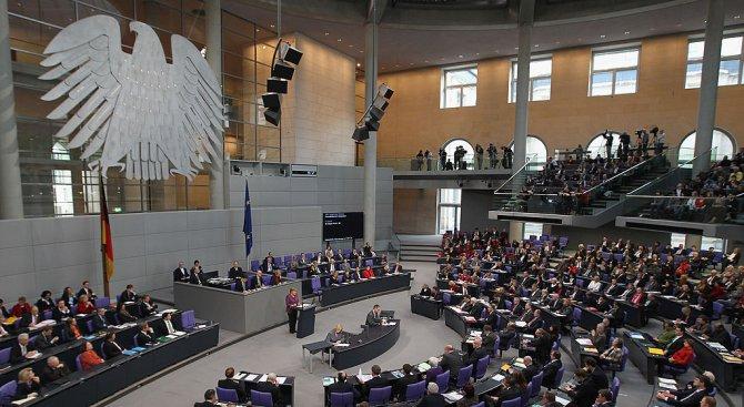 Германският парламент почете Хелмут Кол със специално заседание