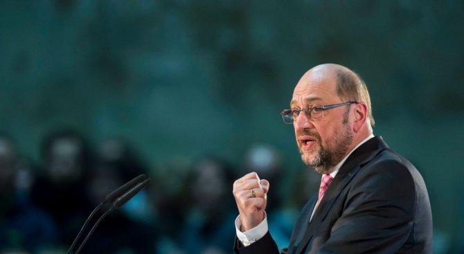 Германските социалдемократи трябва да одобрят днес предизборната си програма