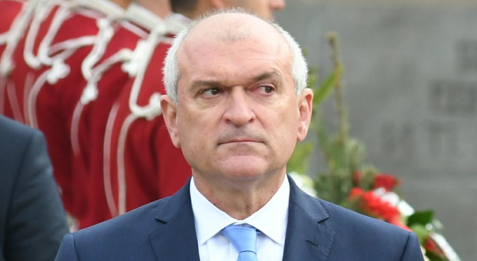 Главчев участва в честването по повод 295 годишнината от рождението на Пайсий Хилендарски