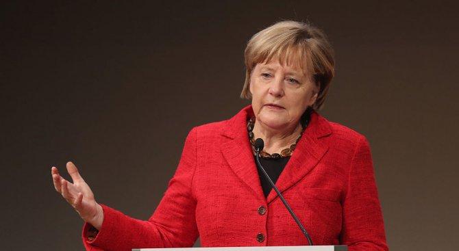 Меркел събира другата седмица в Берлин европейските членове на Г-20