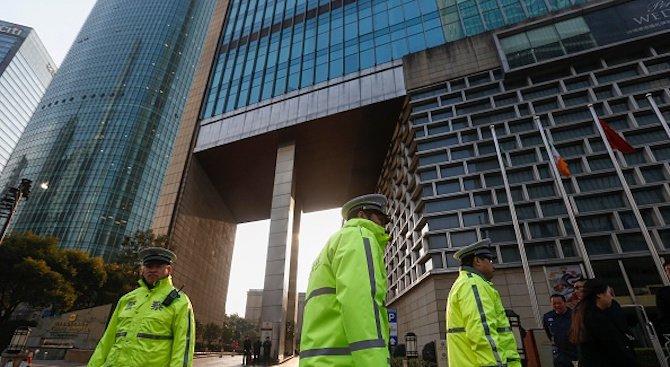 Берлинската полиция оправда своите служители, отстранени от охраната на Г-20 заради гуляй