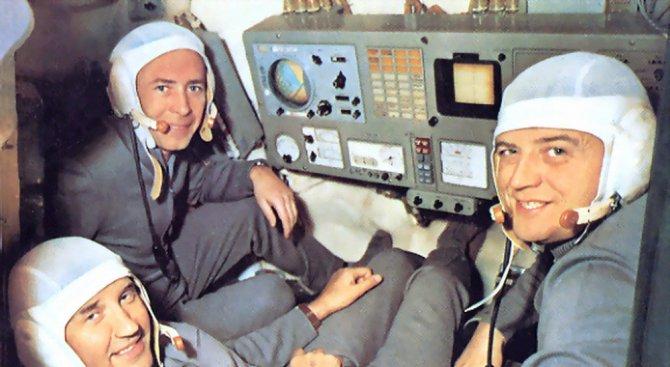 На 30 юни 1971 г. е първата и единствена засега смърт в космоса