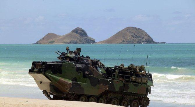 Вашингтон упълномощи продажбата на оръжия за 1,3 млрд. долара на Тайван
