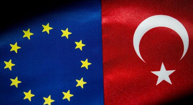 ЕП прие резолюция за прекратяване на преговорите за членство на Турция в ЕС