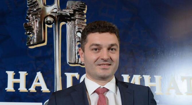 """Fibank спечели приза """"Банка на клиента"""" в конкурса """"Банка на годината"""" (снимка)"""