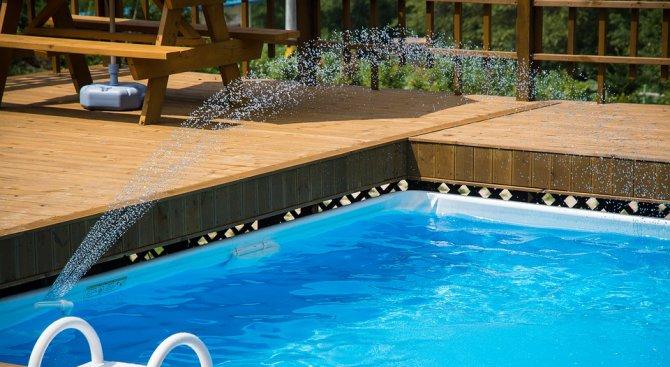 10 идеи за малки басейни, идеални за градината