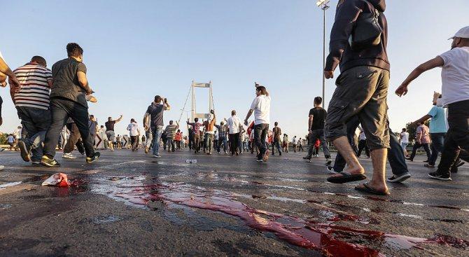 Анкара: Борбата срещу пучистите от 2016 г. продължава