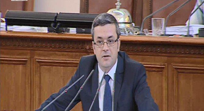 Депутатът от ГЕРБ Тома Биков за НДК: Ние няма от какво да се притесняваме (видео)