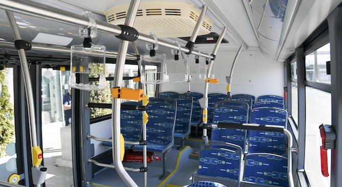 Двама пострадаха при инцидент с пловдивски автобус