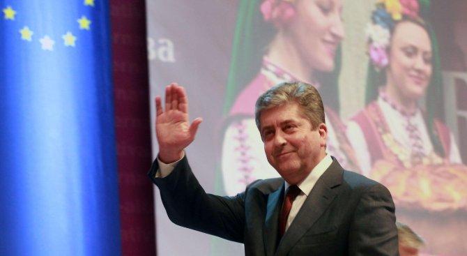 Георги Първанов: Аз съм за отварянето на всички досиета на прехода (видео)