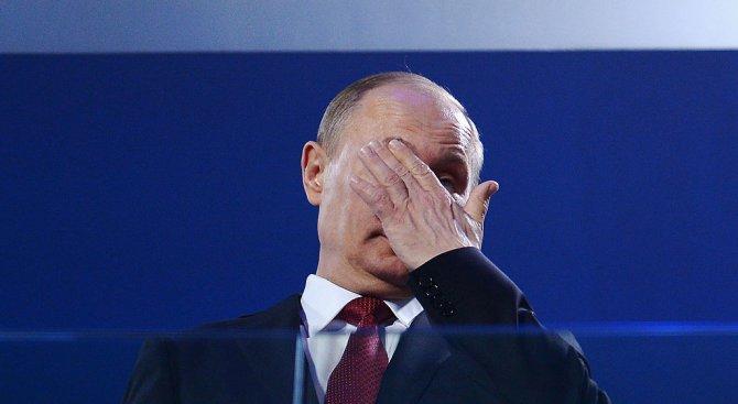 На Уолстрийт готвят атентат срещу Владимир Путин?