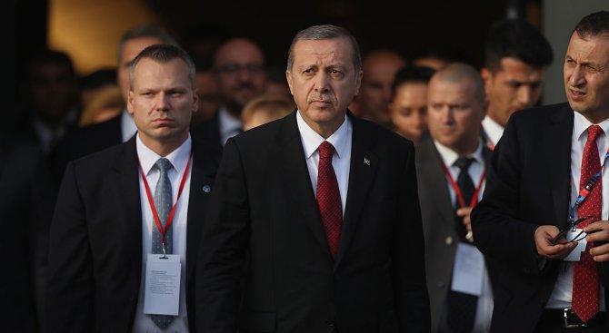 Реджеп Ердоган: Турците не искат в ЕС