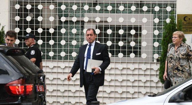 Турският посланик у нас: И в България  може да бъде извършен опит за преврат