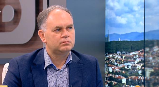 Георги Кадиев: КТБ е символичен акт на липса на държавност в България
