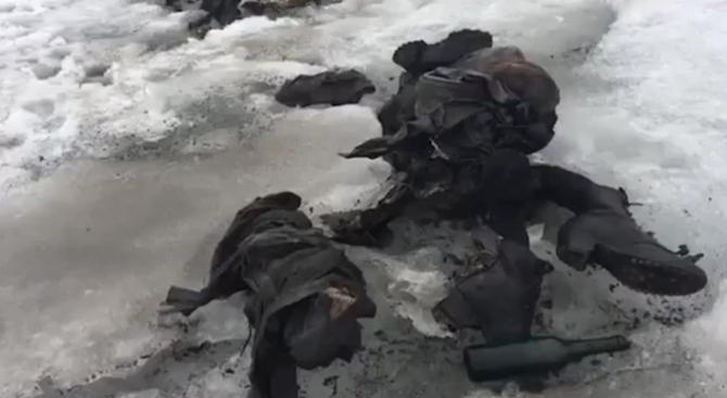 Откриха телата на съпрузи, изчезнали преди 75 години в Алпите (видео)