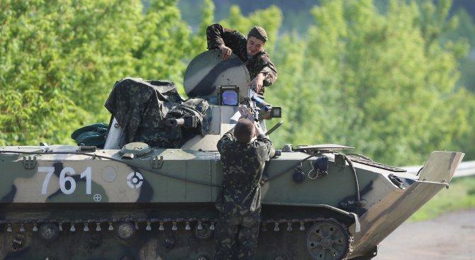 Проруски сепаратисти в Украйна: Киев ни прати терорист