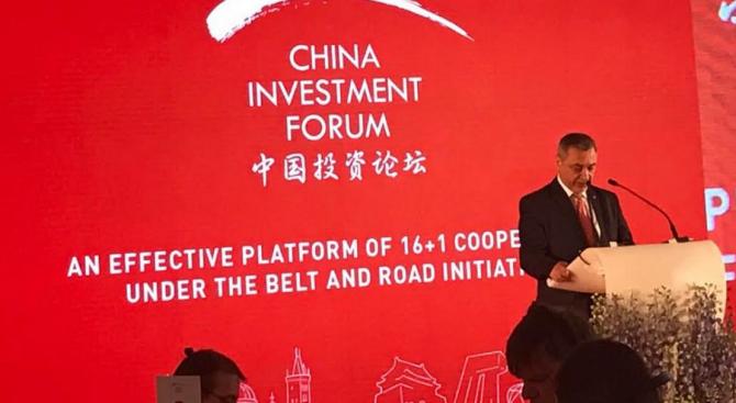 Валери Симеонов представи България пред инвеститори и представители на институции от Китай