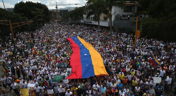 Венецуелските власти се усъмниха в резултатите от референдума
