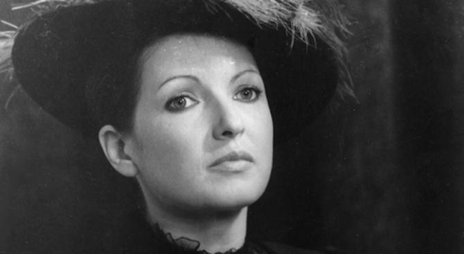 Отиде си голямата актриса Ванча Дойчева (снимка)
