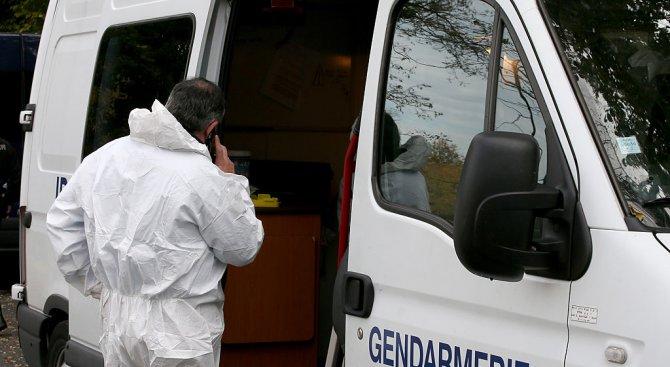 26-ма имигранти бяха открити от френската полиция в хладилен камион