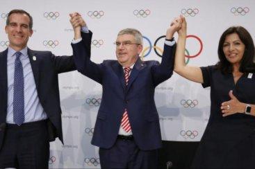 Париж приема летните олимпийски игри през 2024 година