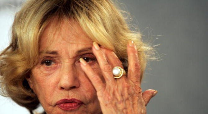 Почина една от иконите на френското кино
