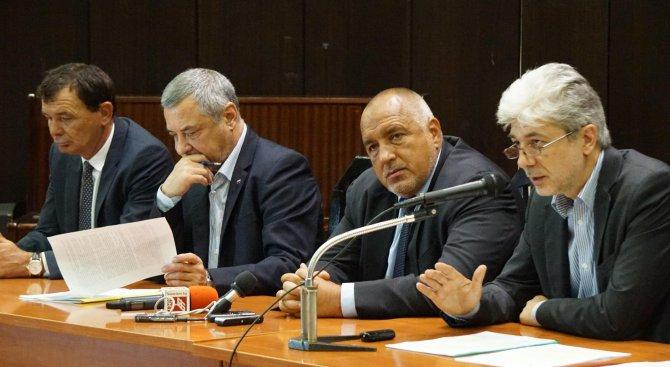 "Премиерът Борисов за ""Комплекс Калиакра"": Заедно да намерим решение, което да не увреди ничии интере"