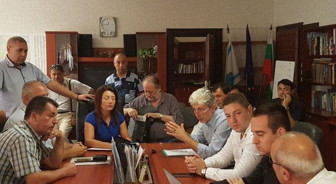 """Гражданска инициатива """"Да спасим Крайморска Добруджа"""" отказва да преговаря със """"зелен"""