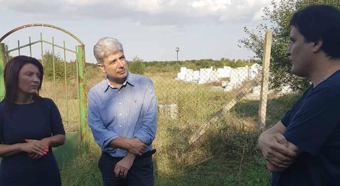 """Нено Димов: Ще бъдат подготвени нови карти на териториите по казуса """"Калиакра"""""""