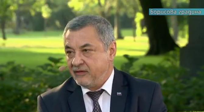 Валери Симеонов: Изключително тежка ще бъде задачата на нашето правителство (видео)