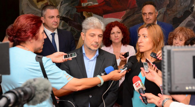 Ангелкова: Статутът на националните курорти е важен