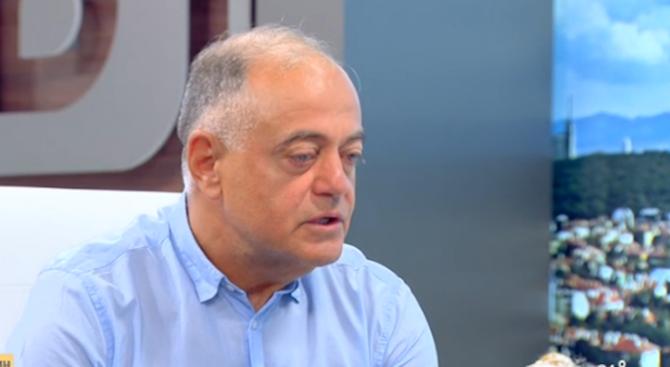Атанас Атанасов: Имаме мнозинство без идеологически код и без всякаква воля за реформи