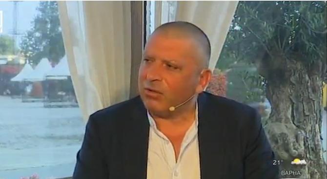 """Данаил Кирилов: Някой много е лъгал за """"Цанков камък"""""""