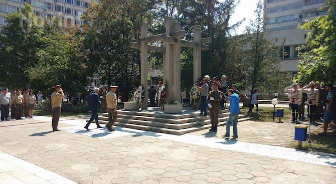 Денят на спасението бе почетен във ВМА (снимки)