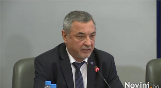 Валери Симеонов: В класацията за икономическа полезност на туризма, България се нарежда на 73-то мяс