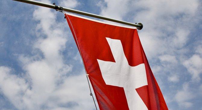 Отчитат нарастване на търговския излишък на Швейцария през юли
